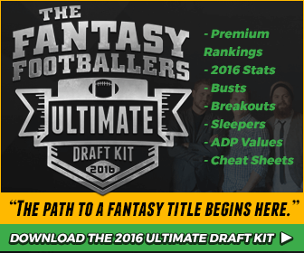 Fantasy Football Draft Kit